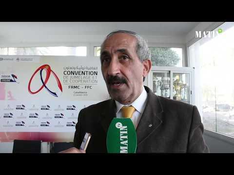 Video : Élection d'un nouveau bureau dirigeant à la FRMC