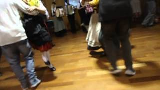 Portuguese traditional dances by O.U.P -4- Danças de Douro e Minho- Comenius Party