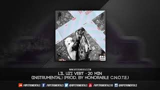 Lil Uzi Vert - 20 Min [Instrumental] (Prod. By Honorable C.N.O.T.E.) + DL via @Hipstrumentals