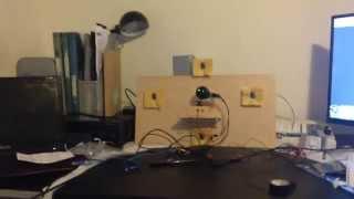 Sound Tracking Camera or Webcam