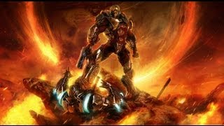 Inside The Fire -- Ultimate Gaming Tribute --Gaming Music Video