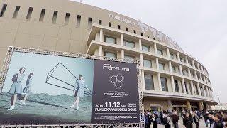 ライフログ Perfume 6th Tour 2016 COSMIC EXPLORER 博多公演