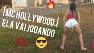 Ela vai Jogando | Mc Hollywood
