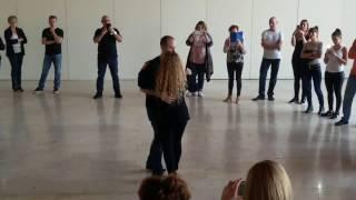 Javi & Belen (JB Kizomba) - Rosa Dance Congress 2017