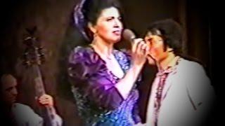 IRINA LOGHIN - LIVE - Pe toate florile din lume (Chisinau, 1989) / Nu-mi dau, nu-mi dau inima