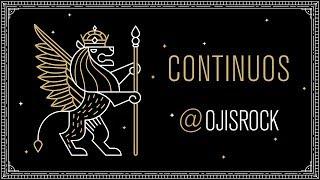 OJIS - Continuos [Lyric Video] ft. Marcela Paludi