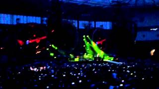 'Yellow' Part 2, Coldplay live 2012 Coventy Ricoh Arena