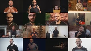 Every Vsauce intro played at the same time