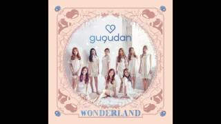 gugudan 구구단 - Wonderland Inst. ( Audio ) [ Act.1 The Little Mermaid - The 1st Mini Album ] Lun  Lun