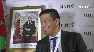 Colloque national de la régionalisation avancée : entretien avec de Abdelkrim Mehdi