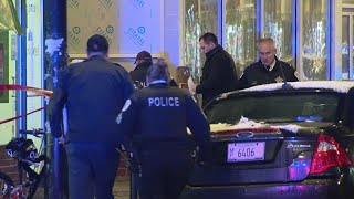 Trick-or-treater, 7, critically shot in Chicago