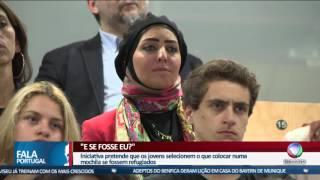 Fala Portugal - E se fosse eu um refugiado