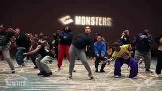 Parris Goebel Choreography · Mr Eazy - Overload