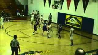 Jacob Tuttle Basketball Highlights Hampshire vs Johnsburg - Freshman Starting Sophomore