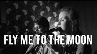 Liv Bastiaens (15) ft. Usual - Fly me to the moon (Live @ Equator Mechelen)