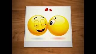 Top 10 kissing Smileys : MP TubeCast