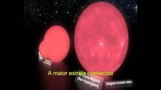 A maior estrela já descoberta !