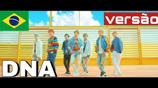 DNA - BTS  (COVER/Tradução/Versão em Português) BONJUH