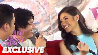 Enrique Gil admits confessing his love for Liza Soberano