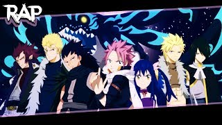 Anime Rap 24 | Rap dos Dragon Slayers (Fairy Tail) | LexClash