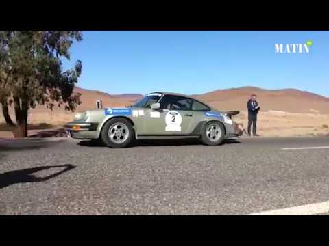 4e étape du rallye Maroc Classic
