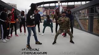 Jeremih- Pass Dat | HiiiKey | Ayo & Teo + Gang
