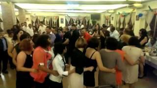 Оркестър Бриз на кръщене в Испания