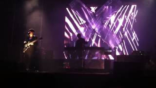 The XX - Crystalised Live @ Treasure Island Music Festival