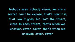 Uncover lyrics