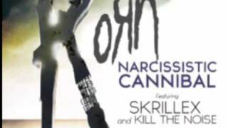 Korn - Narcissistic Cannibal feat. Skrillex & Kill The Nois