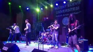 Marvel Band - Hit The Road Jack (Ray Charles) Cover