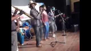 Sambolera Kenyan Rhumba Improv Live