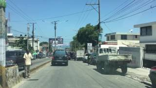 Port Au Prince Street Scenes & Lucky Dube