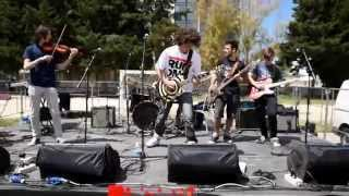 Rose Madden - I'm Shipping up to Boston (Cover) #Live @Banzart