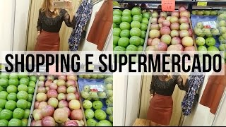 Shopping | Novidades Fashion | No Provador | Supermercado