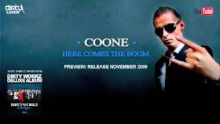 Coone - Here Comes The Boom