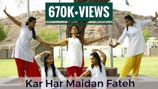 Kar Har Maidan Fateh | Sanju | Republic Day | Choreography Bhavika Darwani |