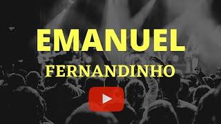 Emanuel- Fernandinho -São Luis do MA