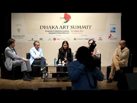 Dhaka Art Summit Talks – The History of collecting South Asian Contemporary Art – Part 7
