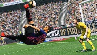 PES 2019 - Goals & Skills Compilation #6 PS4 PRO