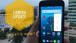 Moto G5 Plus Camera update | Oreo Update