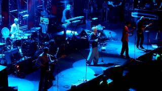 James - Waltzing Along (live Santiago Chile 2012-04-28) HD