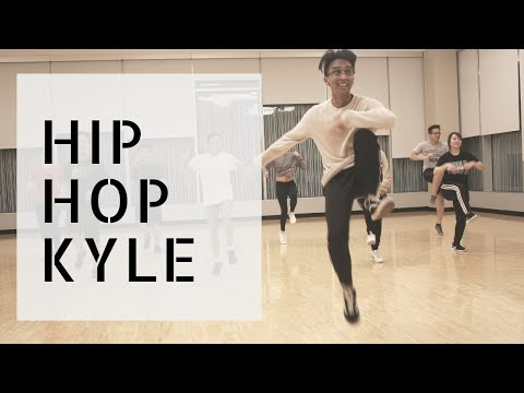Senior Kyle Dela Cruz teaches a hip hop class in Beauchamp on Tuesday nights and shows students how to bust a move.  Thumbnail picture by Elizabeth Lyons-Best.