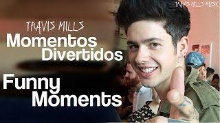 Travis Mills funny moments #1