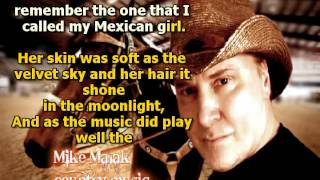 Mike Malak & The Fakers - Mexican Girl (Smokie, cover song, lyrics)