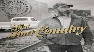 Aaron Lewis   That Ain't Country HQ