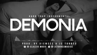 Instrumental Trap Tipo Almighty / Bad Bunny // DEMONIA // 2017