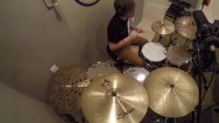 """Greene Sun"" Drum Cover"