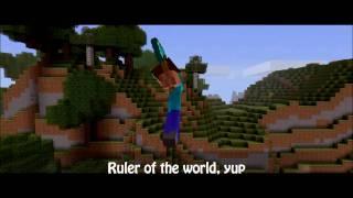 TNT: Minecraft Parody of Dynamite (With Lyrics)
