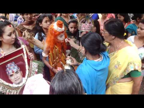 Gaijatra Festival in Tansen Nepal – Part 8